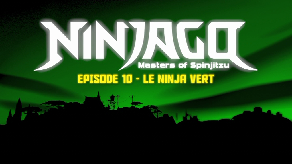 Le ninja vert wiki lego fandom powered by wikia - Ninja vert lego ...