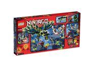 Lego Ninjago Attack of The Morro Dragon 2