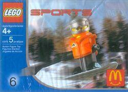 7922 Snowboarder