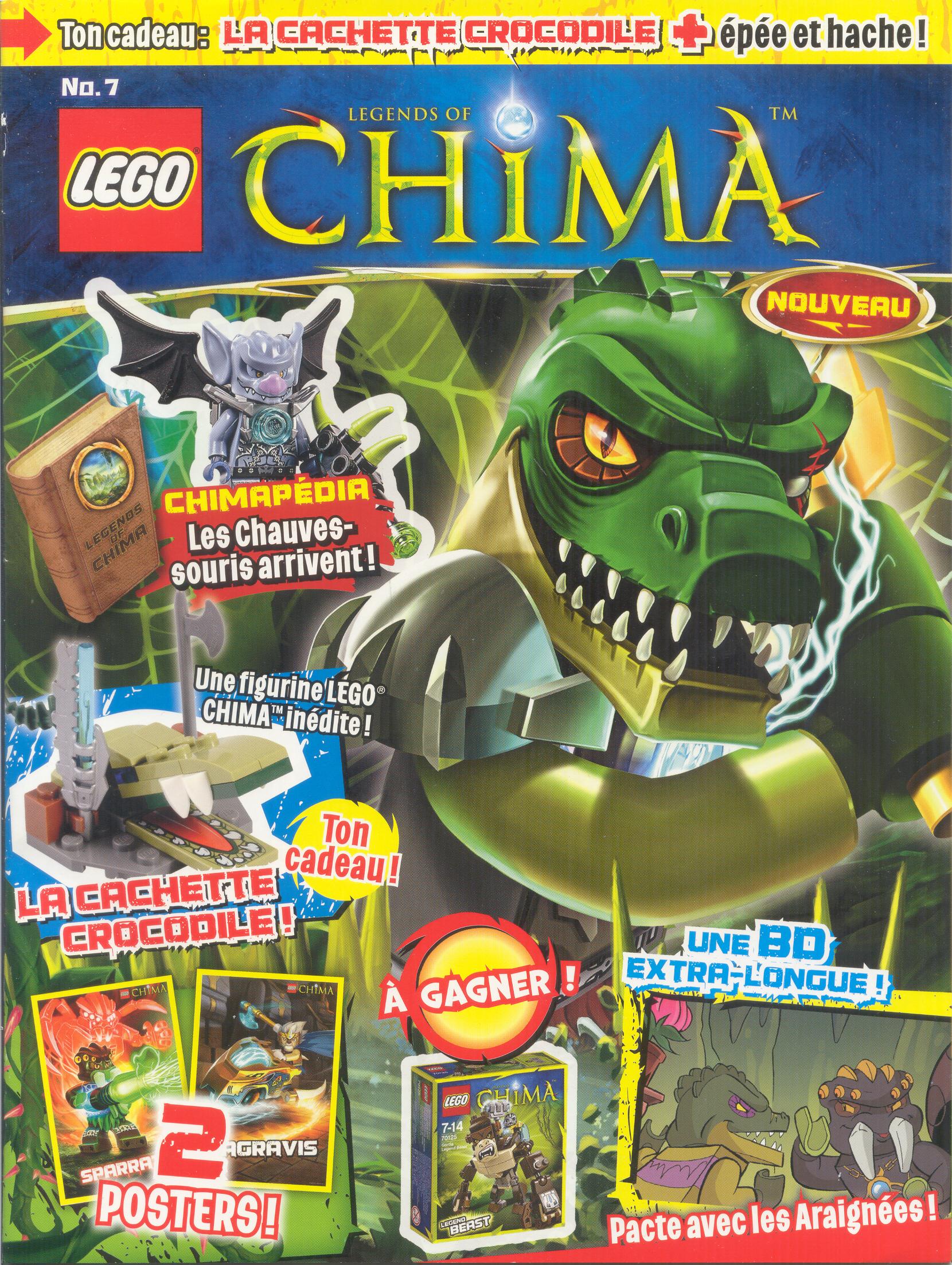 Lego chima 7 wiki lego fandom powered by wikia - Chima saison 2 ...