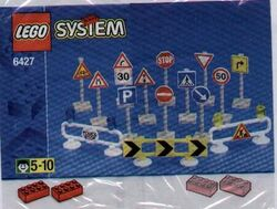 6427 Road Signs