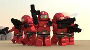 Space marines yeah