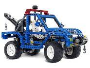 8435 4WD model