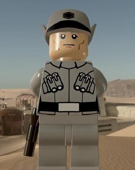 Lieutenant Mitaka - Brickipedia, the LEGO Wiki
