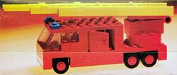 658-Fire Engine