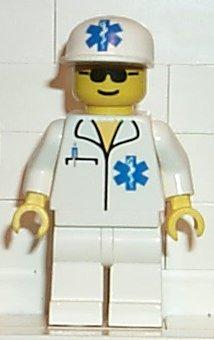 File:Doctor - EMT Star of Life, White Legs, White Cap.jpg