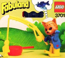 3701 Fisherman Cornelius Cat