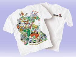 TS08-T-Shirt, Legoland California