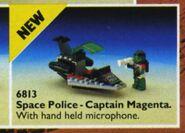 1993 large UK catalog captain magenta