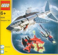 4506 Deep Sea Predators