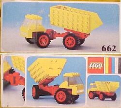 662-Dumper Lorry