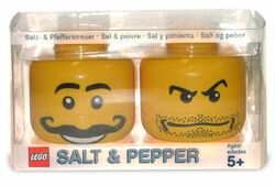 Salt and Pepper Shakers 2