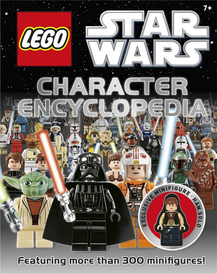5000214 lego star wars character encyclopedia - Lego star warse ...