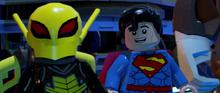 LEGO Batman 3 Beyond Gotham Firefly and Superman (and Grundy)