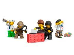 Lego Classic Stationery Kit