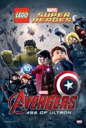Lego Avengers-Age Of Ultron