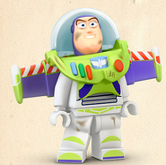 Dirty Buzz Lightyear