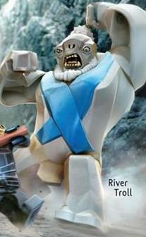 LEGO River Troll