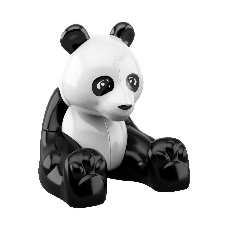 LEGO Panda Instructions 30026, Creator