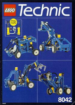 8042 Universal Pneumatic Set