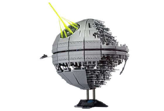 mini lego death star instructions