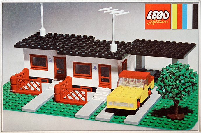 353 Terrace House With Car And Garage Brickipedia