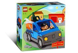 4684 Pick Up Truck