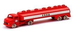 650 Mercedes Esso Tanker