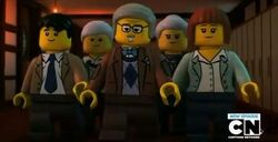School Teachers Ninjago