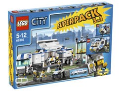 66305 City Superpack