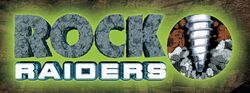 Rock Raiders logo
