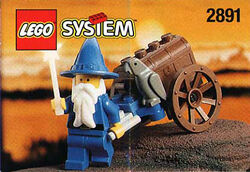 2891 Wizard's Cart