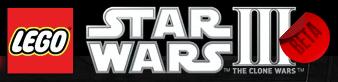 File:LEGO Star Wars III Beta Logo.png