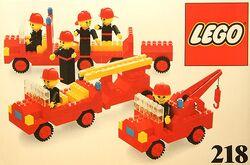 218 Firemen
