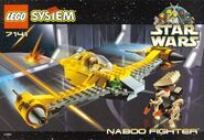 7141-1 Naboo Fighter