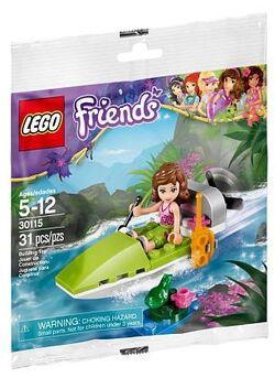 30115 Jungle Boat