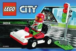 30314 Go-Kart Racer