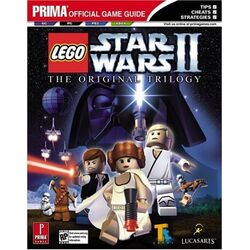 LEGO Star Wars II The Original Trilogy Prima Guide