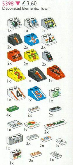 5398 Race Elements