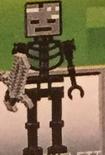 Lego minecraft esqueleto wither