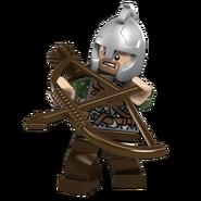 Rohan Soldier CGI