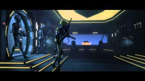 Sneak peek 1 of Star Wars The Clone Wars Season 5