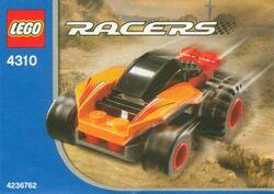 4310 Orange Racer