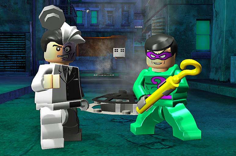 Incredeble Batman:Arkham City Riddler custom lego figure | General ...