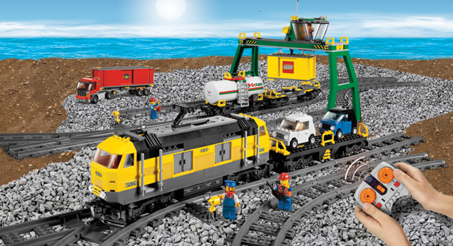 7939 le train de marchandises wiki lego fandom powered by wikia. Black Bedroom Furniture Sets. Home Design Ideas