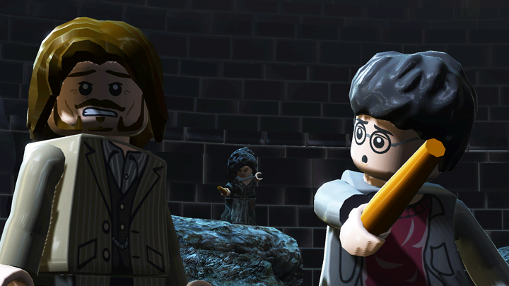 LEGO Harry Potter: Years 1-4 Прохождение - #1 - YouTube