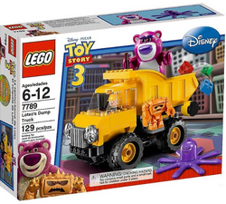 7789 Lotso's Dump Truck box