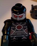Enemy Robot Face