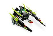 7649 Alien Starfighter