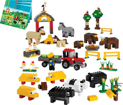 9334 Animals Set